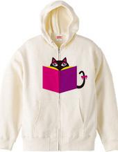 猫 読 書
