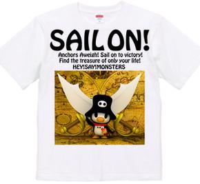 海賊ペンギン SAIL ON!
