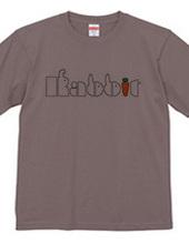 UKT(うさぎかわいいよTシャツ)