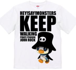 海賊ペンギン KEEP WALKING