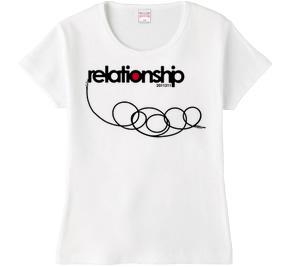 relationship-チャリティーTシャツ-