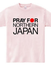 PRAY FOR NORTHERN JAPAN