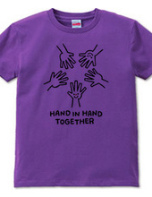 HAND IN HAND -light colors-