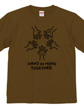 HAND IN HAND -dark colors-