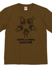 HAND IN HAND -dark colors-