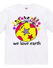 ★WE LOVE EARTH★