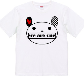 ★WE ARE ONE★