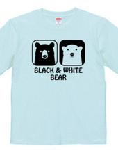 ブラック&ホワイト