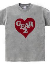 GEAR2 Heart Logo