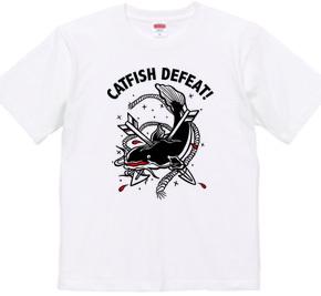 CATFISH DEFEAT!