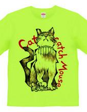 Cat catch Mouse!