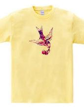 cherry & swallow : 1