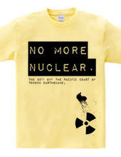 No more nuclear.