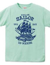Sail On,Sailor★マリン ネイビー