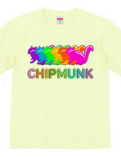 (両面印刷) シマリス - CHIPMUNK (8)