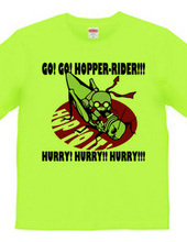 HOPPER-RIDER