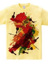 Colored_Rose