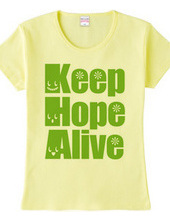 Keep Hope Alive(G)
