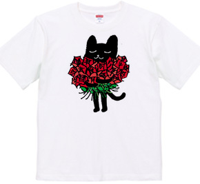 胸いっぱいの薔薇を・・・