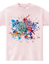 T-graffity Logo (Colorful)