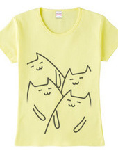 猫×4 -モノクロ-