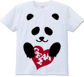 LOVE & PANDA (logo ver.)