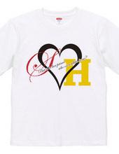 S loves H