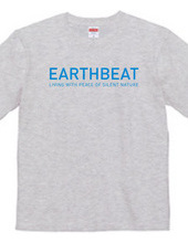 EARTHBEAT BLUE LOGO