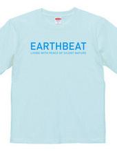 EARTHBEAT BLUE LOGO