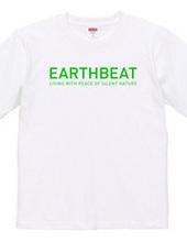 EARTHBEAT GREEN LOGO