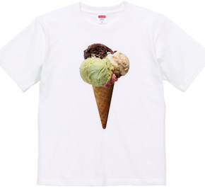 ICE CREAM T-shirt