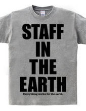 STAFF IN THE EARTH
