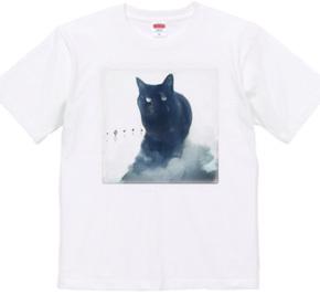 留 紺 の 猫