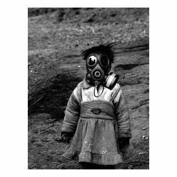 ガスマスク