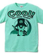 クール!海賊ペンギンイラストTクールミント
