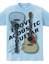 I LOVE ACOUSTIC GUITAR