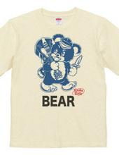 ギターとWild Bear