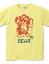 ギターと Wild Bear