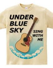 UNDER BLUE SKY