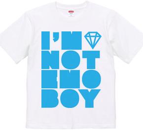 I'M NOT EMO BOY 01