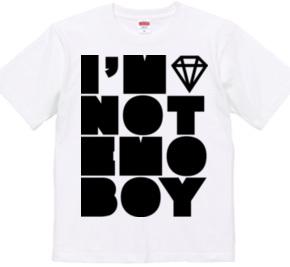 I'M NOT EMO BOY 03