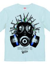 Mask! Blue/Green