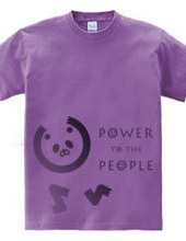 POWER TO THE PEOPLE -PANDA-