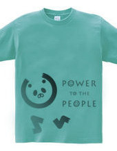 POWER TO THE PEOPLE -PANDA-