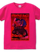 STRANGE RACE