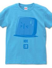 漢字キャラクター「氷」