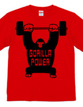 GORILLA POWER