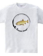 BROWN TROUT_CK7