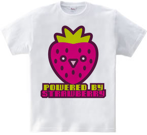 POWERED BY STRAWBERRY