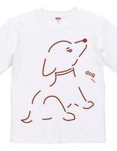 dog(茶色)